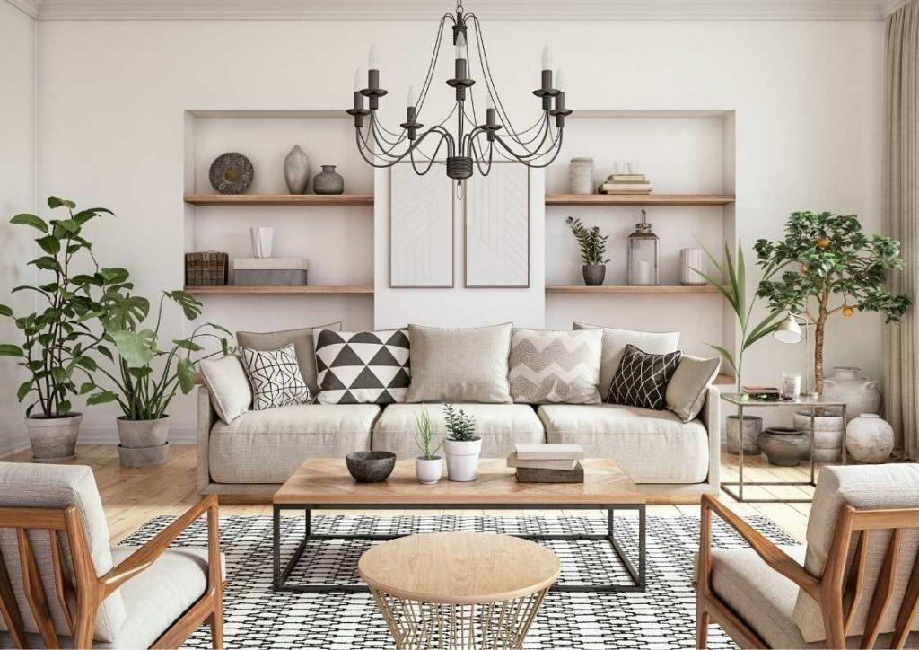 כמו מקצוענים: המדריך השלם לעיצוב הסלון המשפחתי